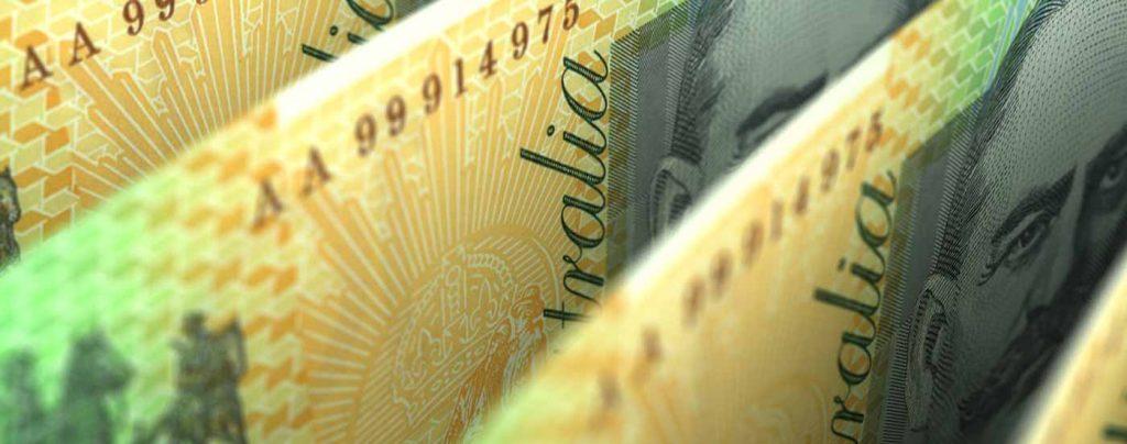 $100 Australian notes